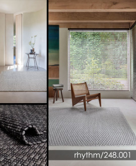 Contemporary Carpet - Rhythm