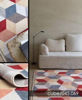 Contemporary Carpet - Cube