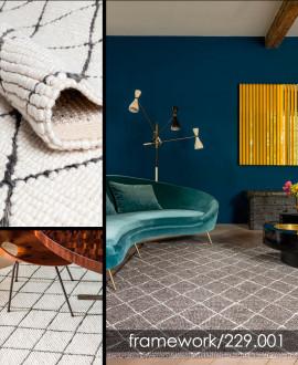 Contemporary Carpet -...