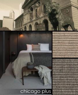 Natural Carpet - Chicago Plus