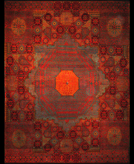 Oriental Carpet - Egypt Mamluk