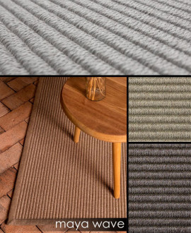 Synthetic Carpet - Maya Wave