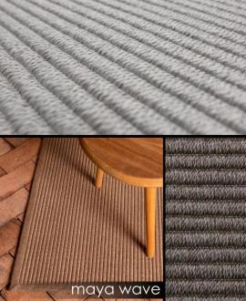 Outdoor Carpet - Maya Wave
