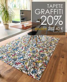 Contemporary Carpet - Graffiti